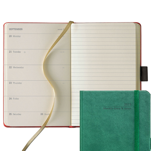 tucson ivory pocket diaries